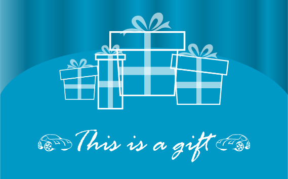 This is a gift fiftCard