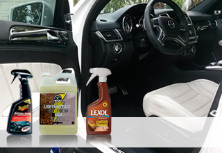 Mobile detailing services car interior detailing vehicle interior protection